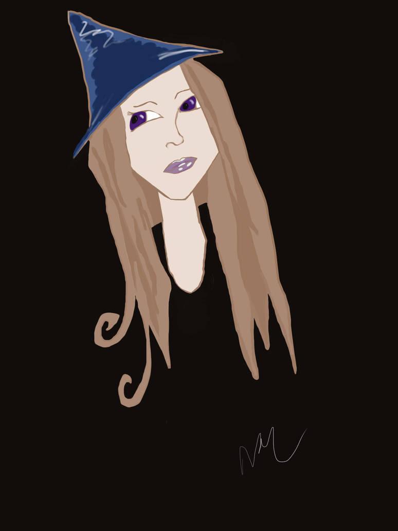 Violet  by Eillenann