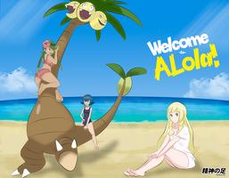 Alola! by seishinashi