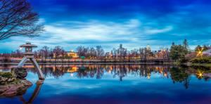 Delaware Park by philipbrunner
