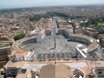 Rome by Aodhagain