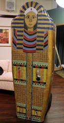 Mummy Case by Aodhagain