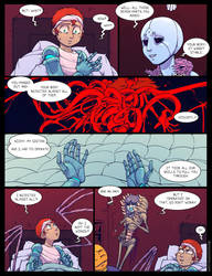 demon's Mirror-page 335! by harrodeleted
