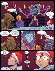 demon's Mirror-page 336! by harrodeleted