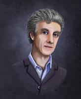 Peter Capaldi by nokeek