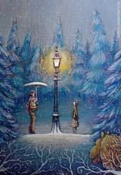Narnia lantern by nokeek