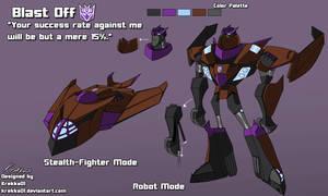 TFA Blast Off revision by Krekka01
