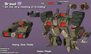 TFA Brawl Revision by Krekka01