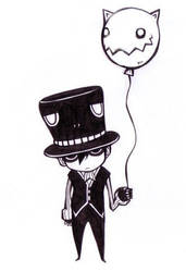Tophat Kid by SuppieChan