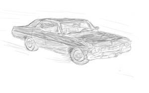 Impala '67 by Haematite