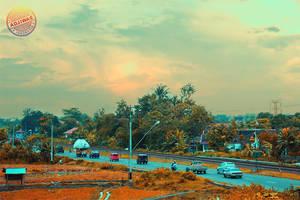 Jalan Raya by adjiwae