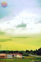 Langit Hijau by adjiwae