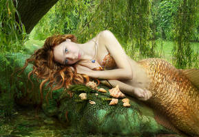 mermaid by Gven-ka