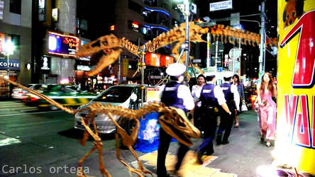 DinoJapan by charlyn1004
