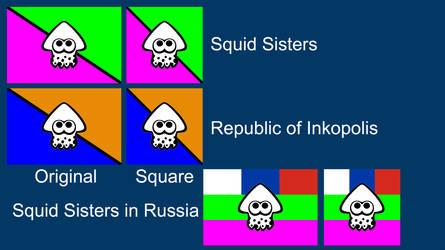 Flags of Inkopolis by tf2spy2014