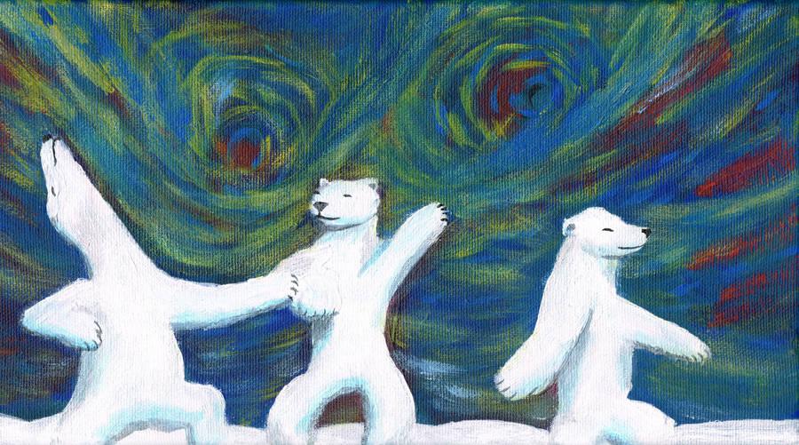 Polar Bears Groove by taibossigai