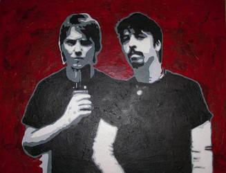 Siamese Twins by Rocknrollmachine