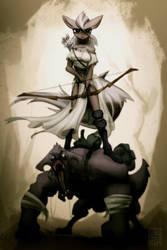 Beast Rider by EvoBallistics