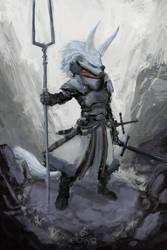 Tribe Leader by EvoBallistics