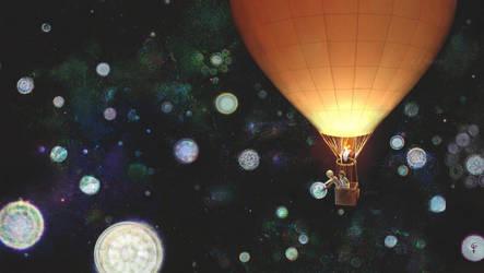orb stars by misosoupaddict