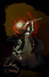 Fairy and the Beast by misosoupaddict
