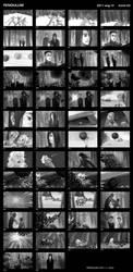 PENDULUM storyboard: scene 2 by misosoupaddict