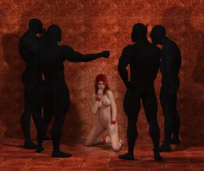 Slave Fallone 148 by horpheu