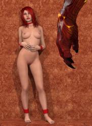 Slave Fallone 152 by horpheu