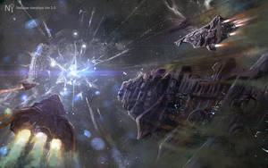 Nebulae Starships Ver.3.0 by novaillusion