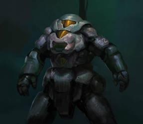Dive suit by novaillusion