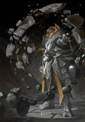Villain 01 by novaillusion