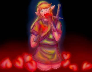 so link fill up your hearts C by Ugh-first-aid