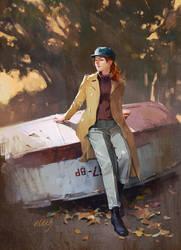 Autumn by eleth-art