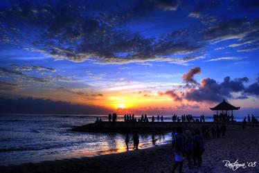 Sanur sunrise II by dewarastama
