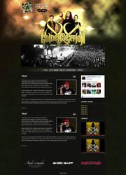 Golden Sextion website by kekkorider