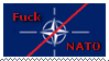 Anti-NATO Stamp by AdLibertatem