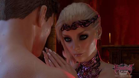 Bloodlust Cerene: Cerene Teasing Tristan by affect3d-com