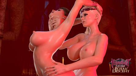 Bloodlust: Cerene - by affect3d-com