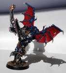 Night Lords Raptor by roganzar