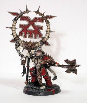 Threx Skullbrand, Bloodsecrator by roganzar