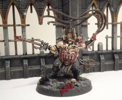 Vehk the Flayer, Bloodstoker by roganzar