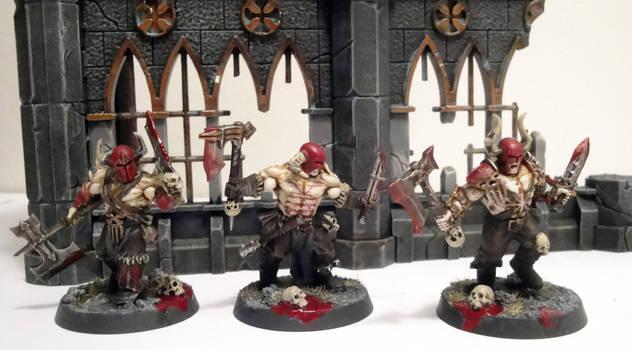 Bloodreavers by roganzar