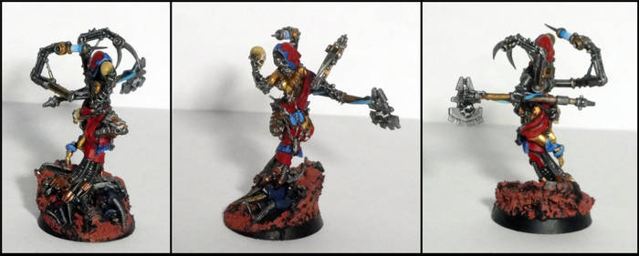 Tech Assassin, Laviniah Ruh by roganzar