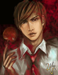 Death Note: Apple of my Eye by vevew