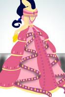 Rarity's Grand Galloping Gala Dress by SaraStudly