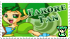 Farore Stamp by SuperTeeter64
