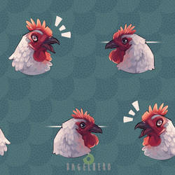 (PRIZE) Shalmons_Tile by BagelHero-Works