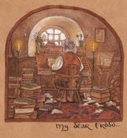 My dear Frodo by ThePyf