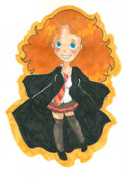 HP next generation-Rose Weasley by P3pita69