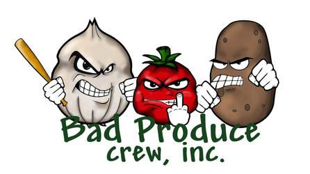 Bad Produce inc by Darkrelams1