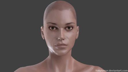 Classic Lara Croft reimagined [In progress] by FoxyTerror
